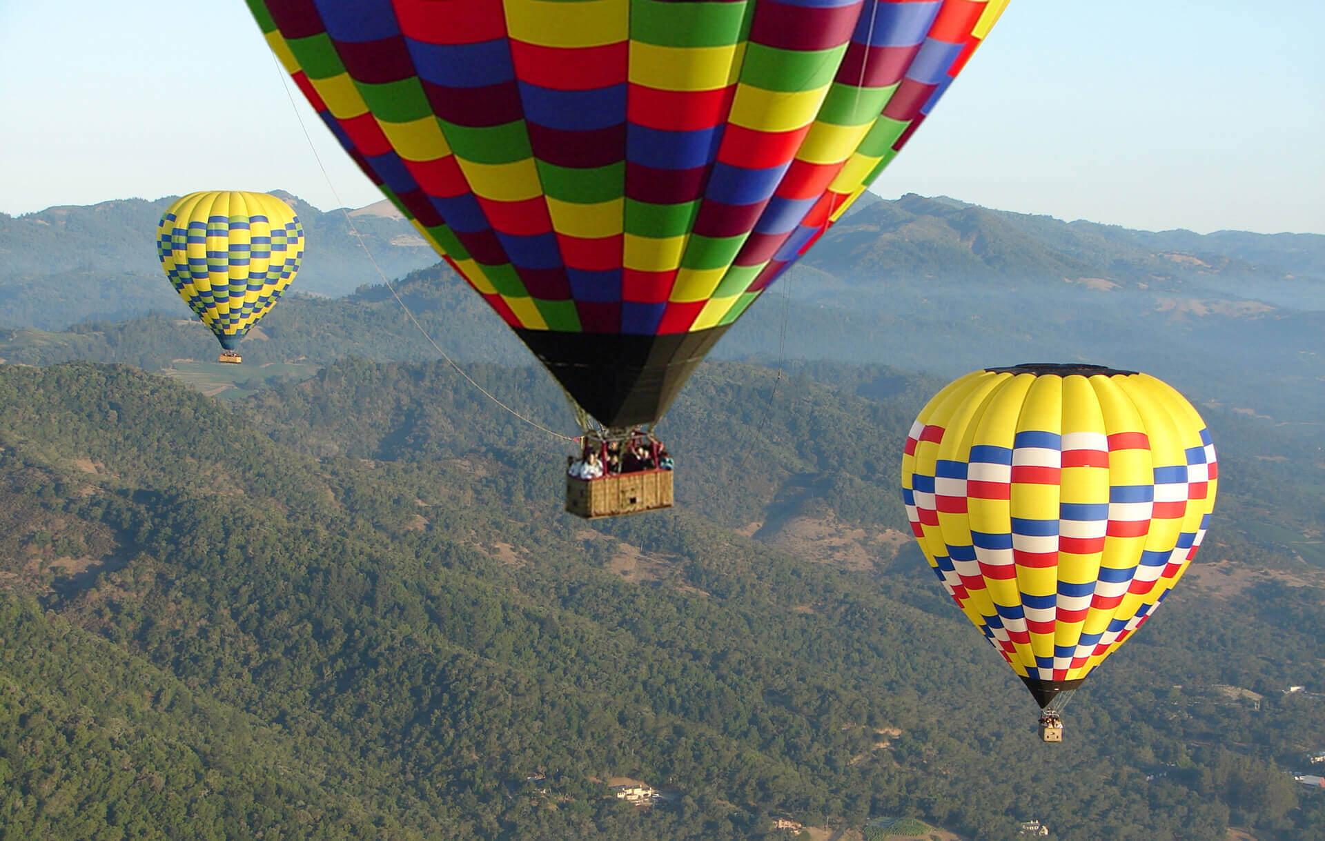Orlando Hot-Air Balloon Adventures